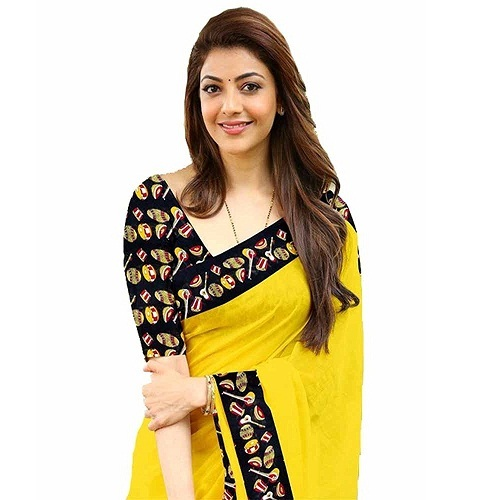Indian Chanderi Silk Saree