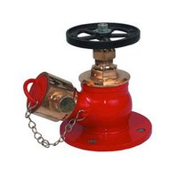 Fire Fighting Single Headed Hydrant Valve