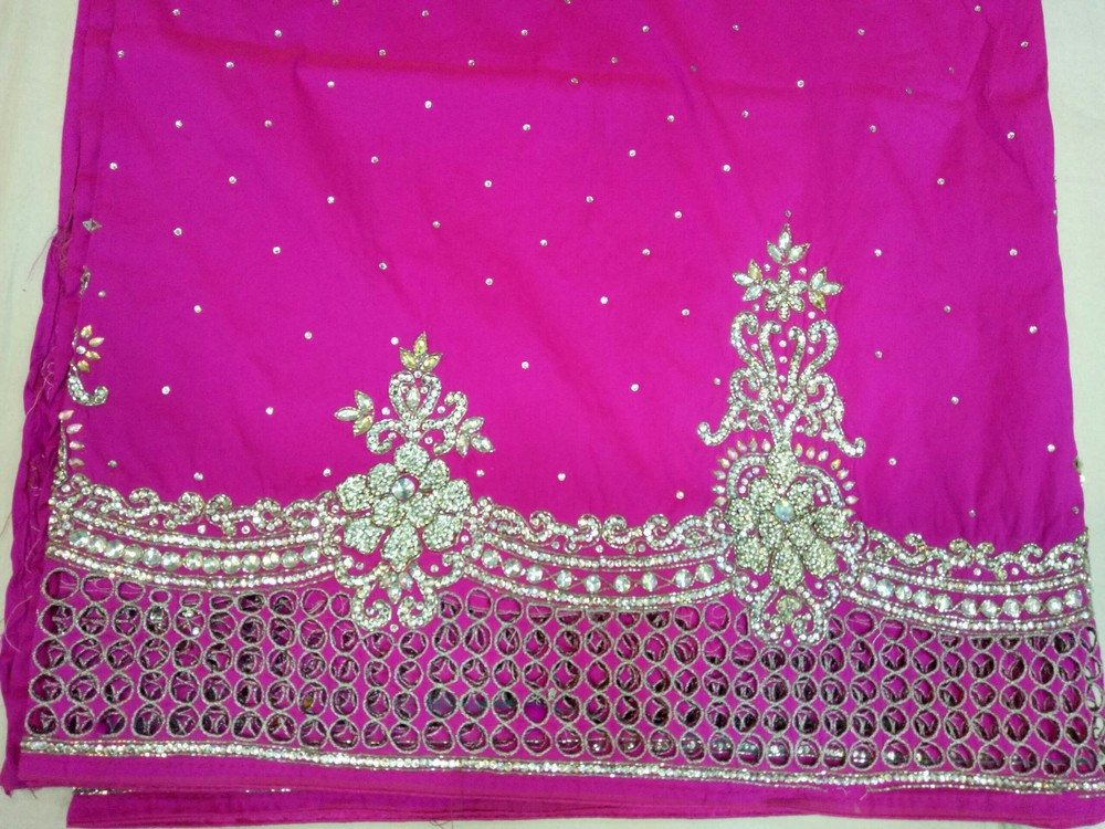 New Exclusive Design African George Wrapper Fabric Wedding Dress