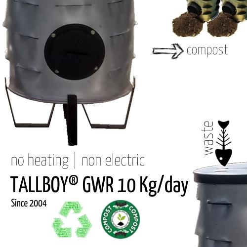 10 Kg Organic Waste Composter Machine