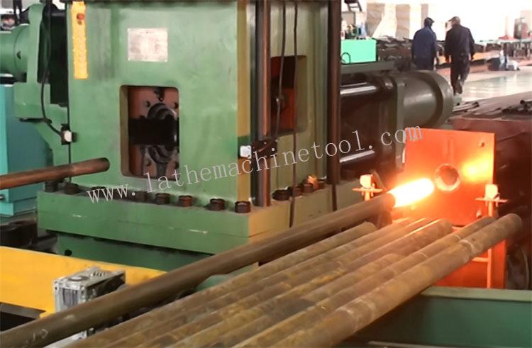 Machine for Drill Collars for Upset Forging of Oil Field Tube