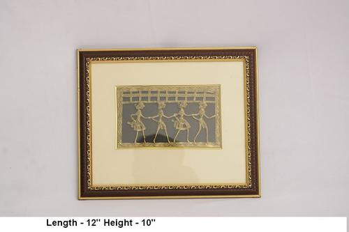 Decorative Dhokra Frame