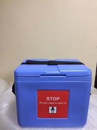 Small Vaccine Carrier Box - 0.9 liters