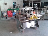Double Side Labeling Machine
