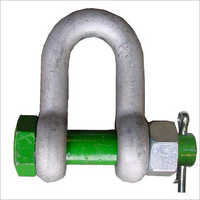 Nut Bolt Type D Shackle