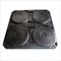 Car Wheel Rim Tray