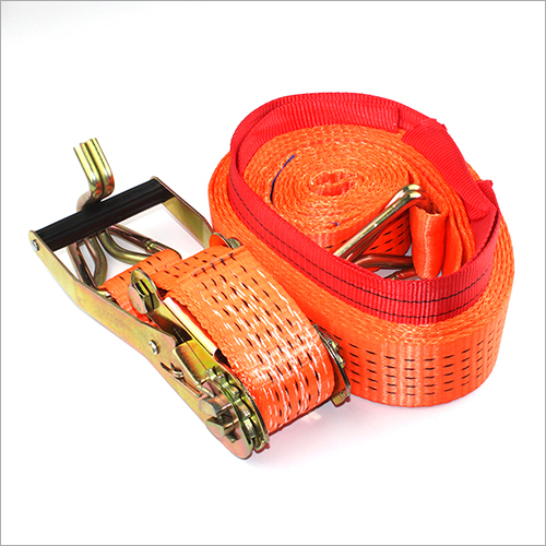 Polyester Font Ratcheting Cargo Lash Tie