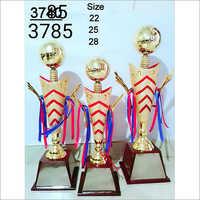 Silver Award Trophy