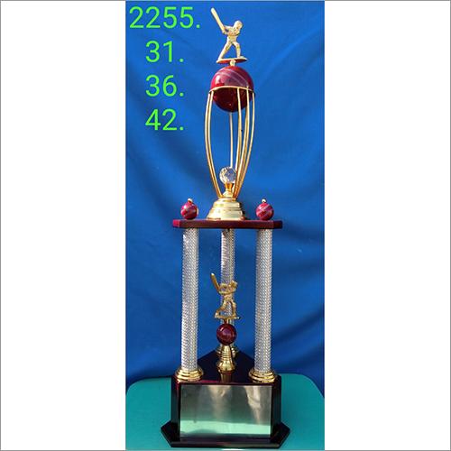 Basketball Award Trophy