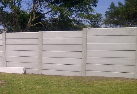 Rcc Pannel compound boundary wall