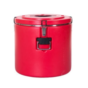 Insulated Round Barrels