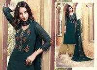 Embroidered Ladies Salwar Suits