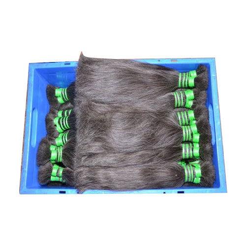 Natural Brown Human Hair