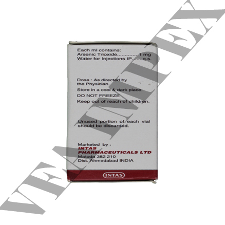Arsenox(Arsenic Trioxide Injection)