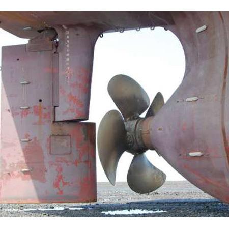 Ship Propeller Scrap