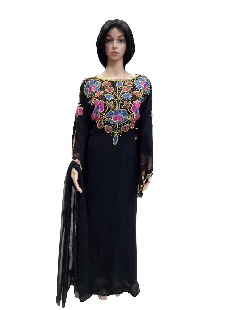 Kaftan dress for woman beach wear/one piece full length