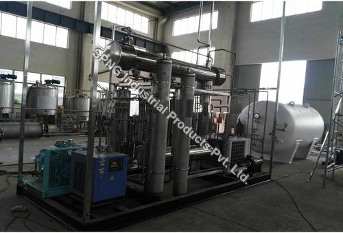 CO2 Purification Plant