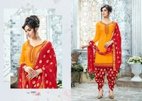 Latest Embroidery Patiala Suits