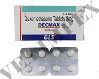 Decmax 8 mg(Dexamethasone Tablets)