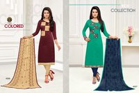 Ladies Fashion Soft Cotton Suits