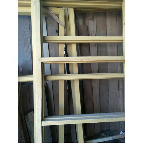 Wooden Window Door Frame