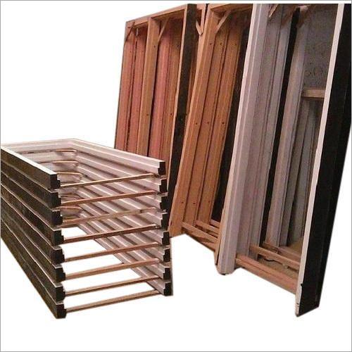 Wooden Saalwood Door Frame