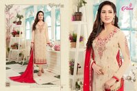 Designer Georgette Long Suits