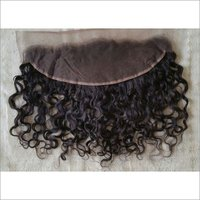 Transparent  Frontal  Lace Curly
