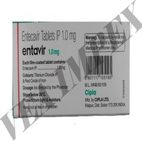 Entavir(Entecavir Tablets 1.0 mg)
