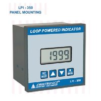 Panel Mounting Loop Powered Indicator