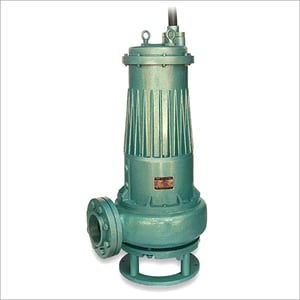 Submersible Sewage And Effluent Pumps