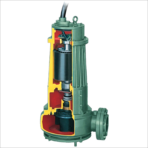 Submersible Sewage Pump Set