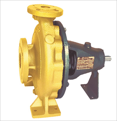 Centrifugal Back Pullout Type Pump