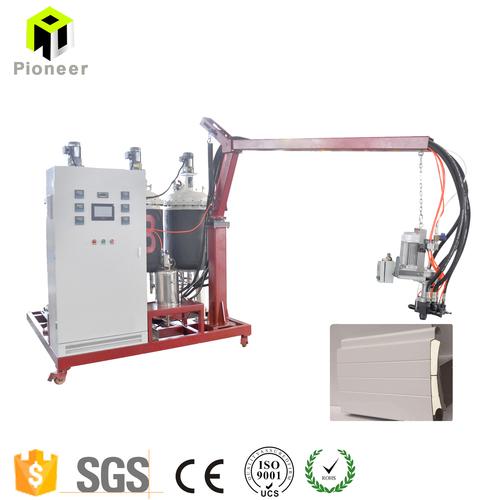 Low Pressure PU Polyurethane Foam Puring Equipment for Rolling Door