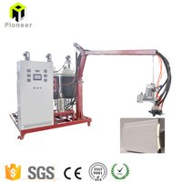 Low Pressure PU Polyurethane Foam Puring Equipment for Rolling Door