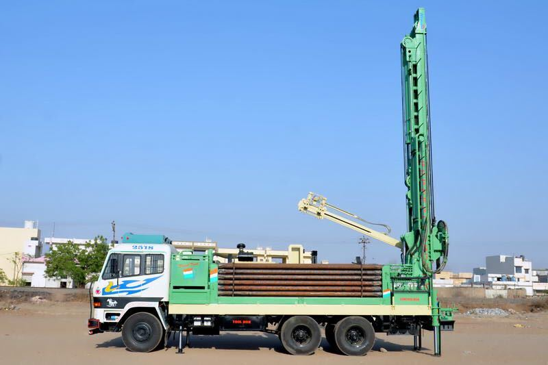DTH Water Well Drilling Rig Manufacturer, Supplier, Exporter