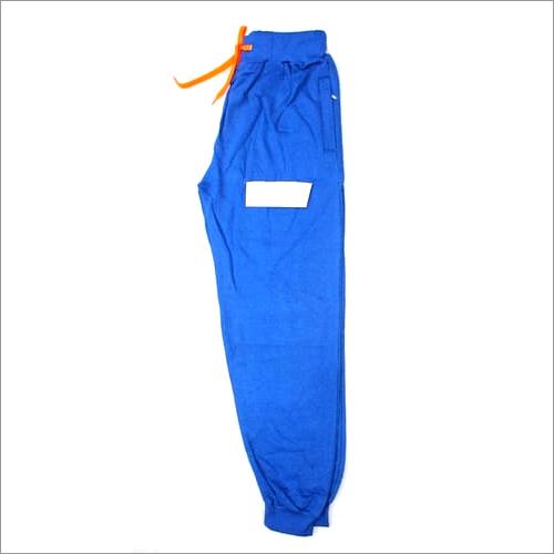 Blue Track Pant