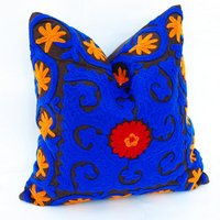 Uzbek-Hand-Embroidered-Suzani-Cushion-Cover-Decorative-Pillow-Cases