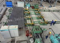 Tube Thickening Press for Upset Forging of Oil Casing Tube