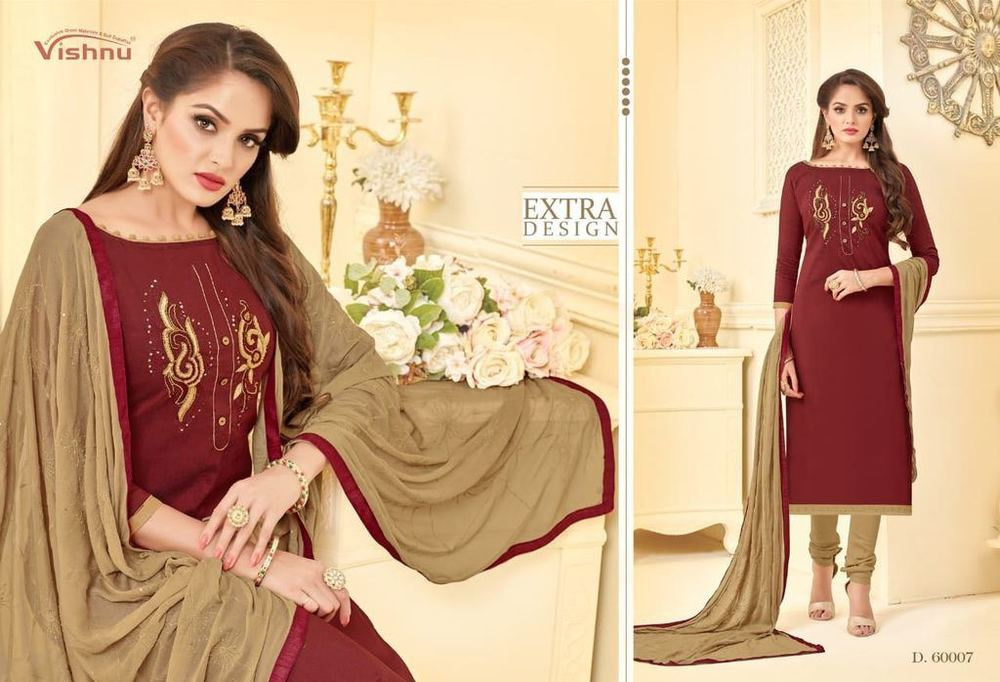 Beautiful Ladies Cotton Suits