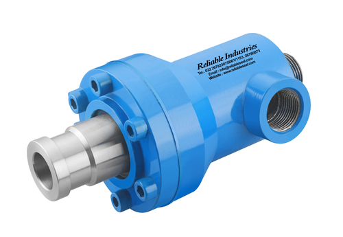 Rotary Joint for High Temperature
