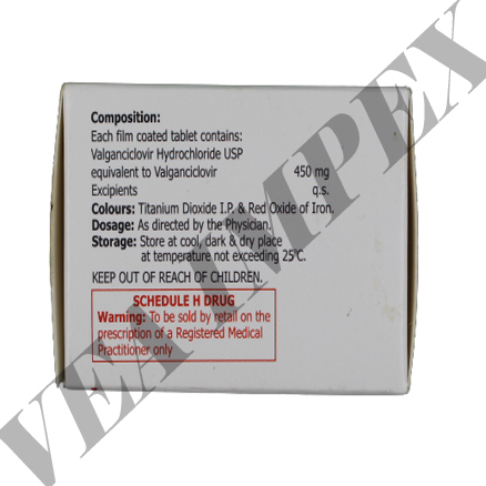 Valocon 450(Valganciclovir Tablets 450mg)