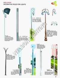 Decorative Poles For Lights