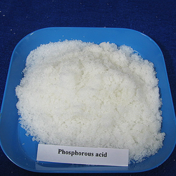 phosphorus acid crystal