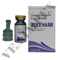 Zolensar 4mg(ZOledronic Acid Injection)