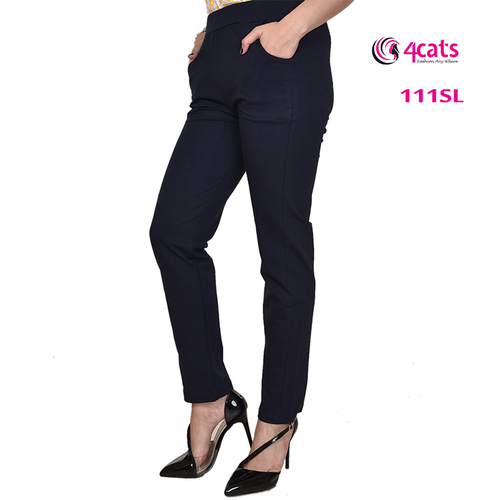 HIGH CALIBER COTTON STRETCHABLE JEGGINGS