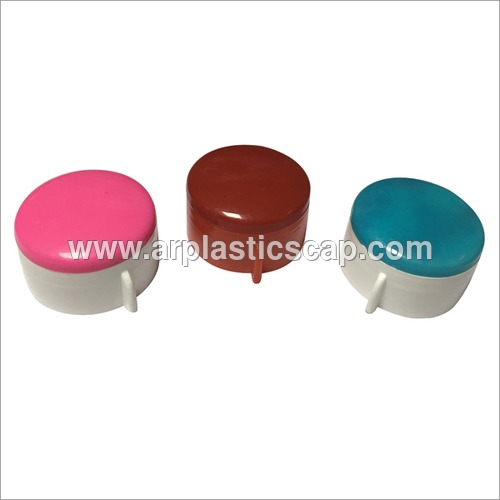 46 MM Double Color Fridge Bottle Cap