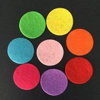 Coloured Felt