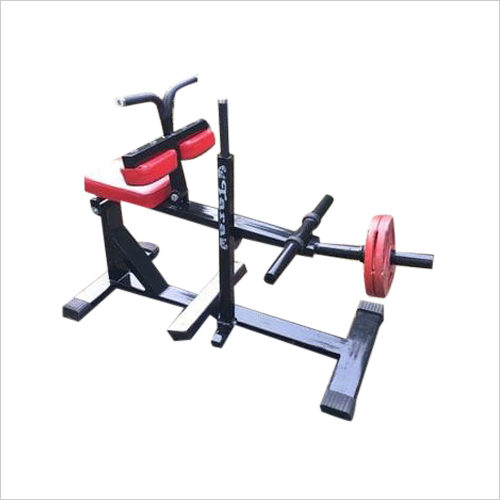 gym Seated Calf machine