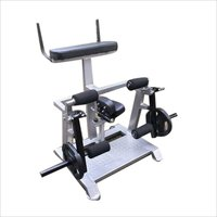 Isolated Leg Curl machine